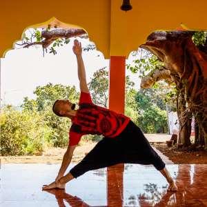 Йога практика официальный одинцово